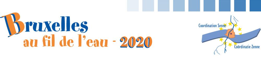 Coordination Senne - Bruxelles au fil de l'eau 2020